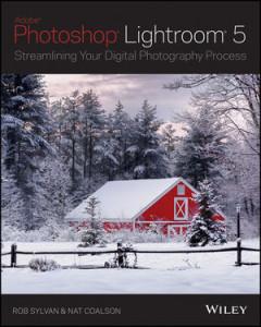 Lightroom 5 Book Cover