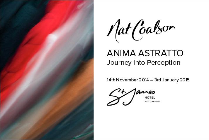 Anima Astratto Catalog Cover