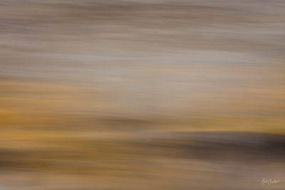 Abstract Photograph: Summer Sets by Nat Coalson